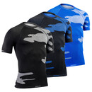 Herren Funktionsshirt TERVEL OPTILINE LIGHT  kurzarm...