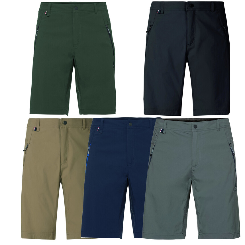 Odlo Herren Shorts Wedgemount, Trekkinghose, Outdoor Shorts