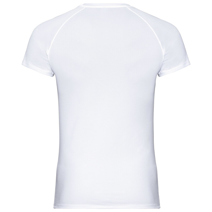 ODLO ACTIVE F-DRY LIGHT T-Shirt, weiß