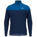 ODLO CERAMIWARM ELEMENT Herren Midlayer, 1/2 Zip...