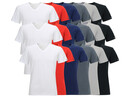 3er Pack Herren T-Shirt LORD V-Neck, Unterhemd...