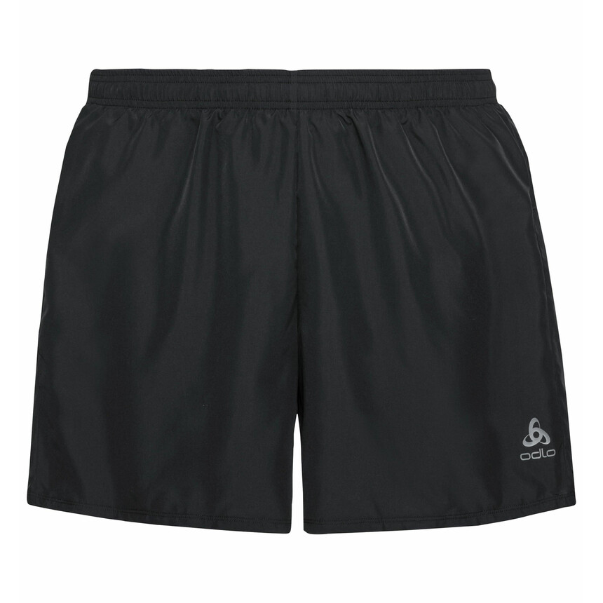 Odlo Shorts ELEMENT LIGHT, Herren Laufhosen, Sporthosen, schwarz